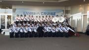 ひたちなか大島中吹奏楽部、文化会館で演奏会 劇や合唱も交え
