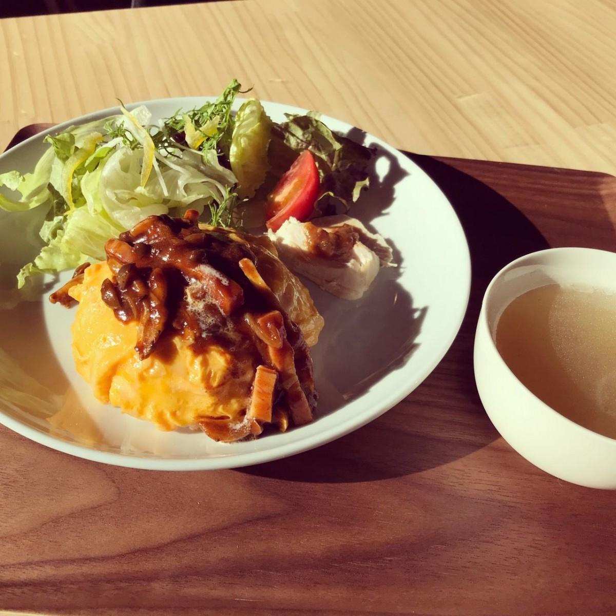 ひたちなかに地元食材メインのカフェ「うふカフェ」 - 水戸 ...