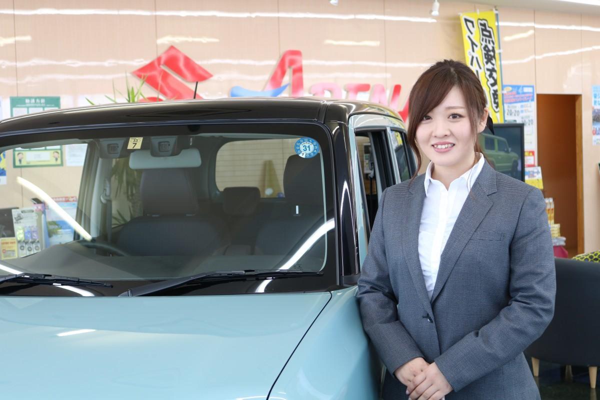 店長に就任した石島由加里さん