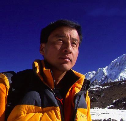 登山家の小西浩文さん