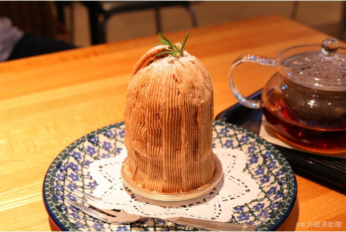 size 40 b8344 2129b サザコーヒーがガルパン「マリー様のモンブランケーキ」開発 ...