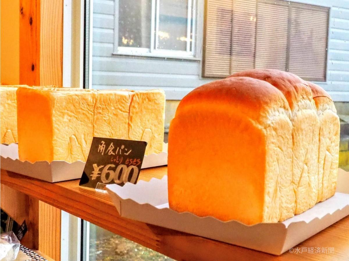 一番人気の「食パン」
