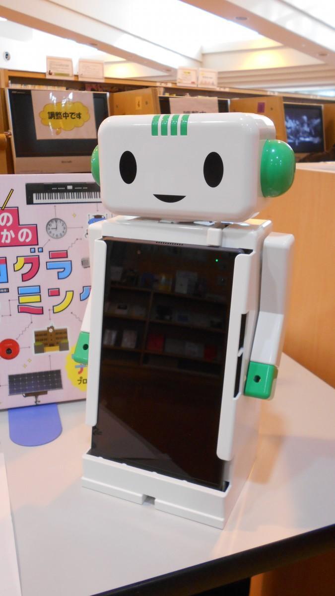 ロボット「こくり」