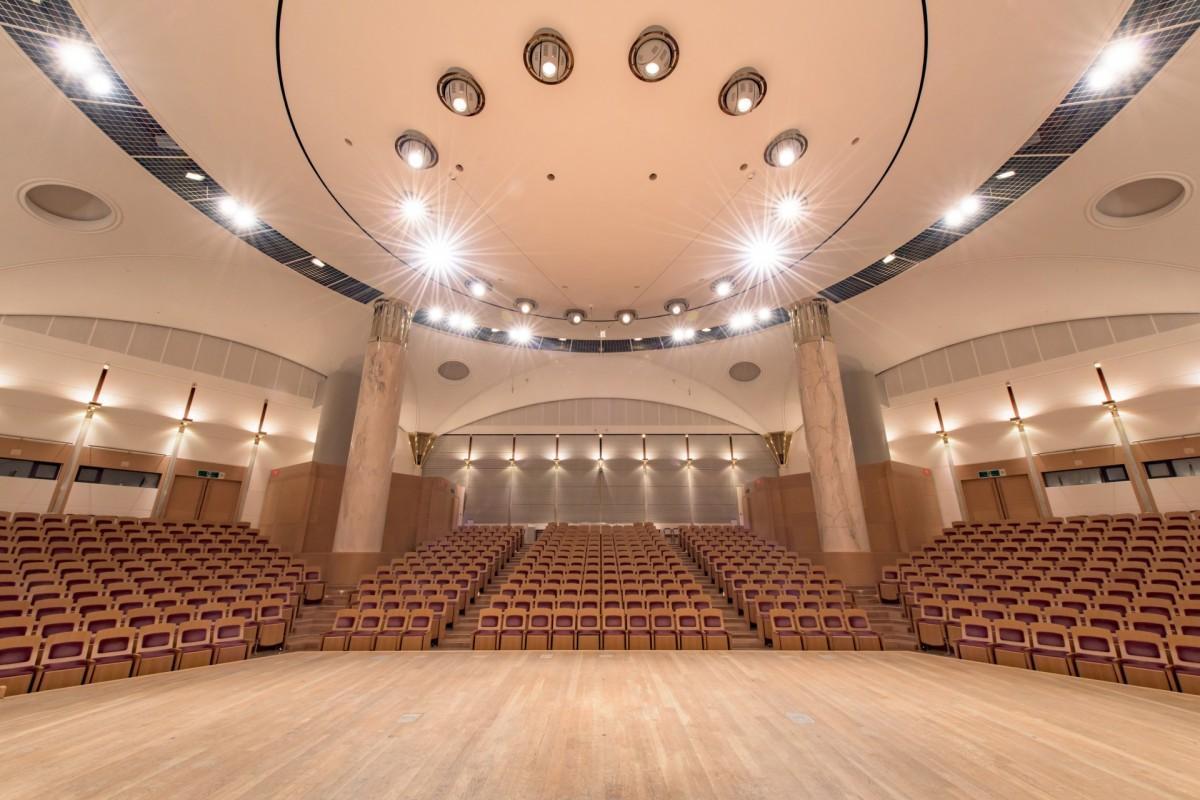 コンサートホールATM(写真提供=水戸芸術館)