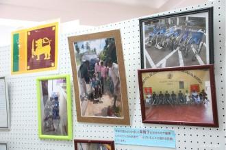 水戸市国際交流センターで「国際交流団体」パネル展 8団体の活動を紹介