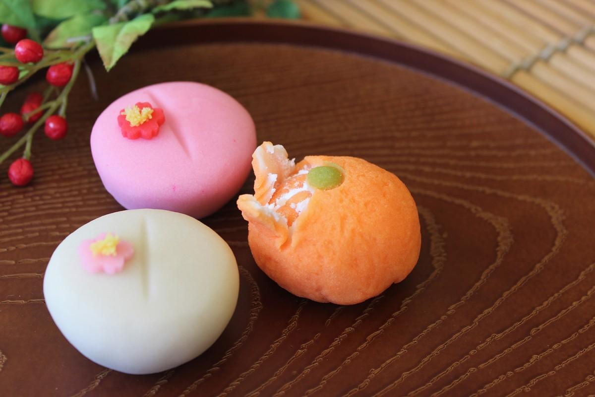 「新春上生菓子」