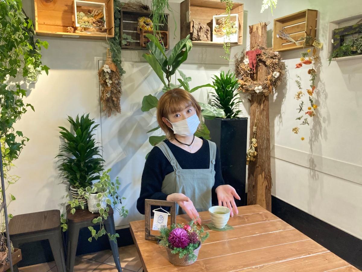 スタッフで歌手の五條真由美さん