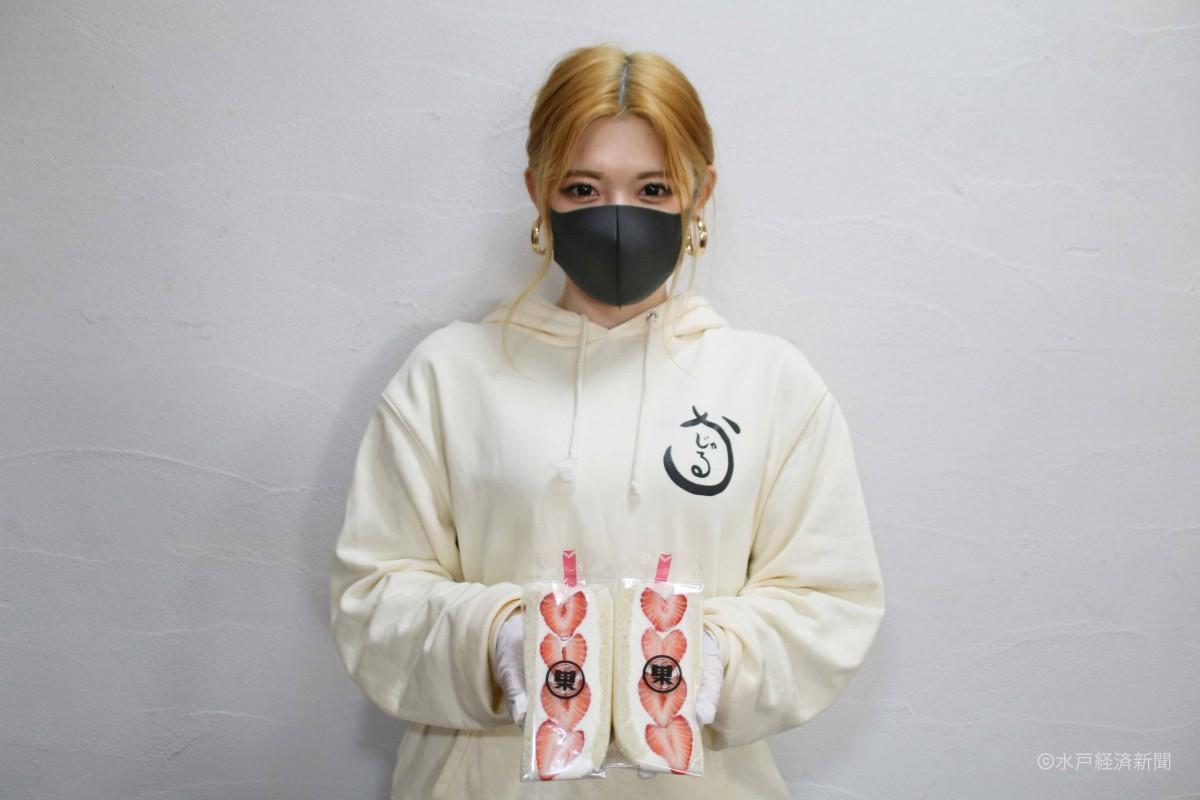 水戸経済新聞の2021年上半期PV1位はフルーツサンド専門店「果じゅる」オープン記事