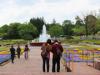 那珂の茨城県植物園で「春まつり」 猛禽類との触れ合い体験も