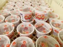 水戸の「だるま食品」が給食用納豆を配布 臨時休校要請受け