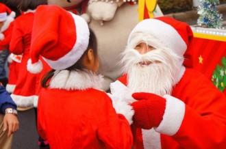 水戸の「丸善」でクリスマスに子どもへ本を届けるプロジェクト