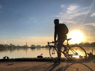 水戸商工会議所が初心者向け自転車イベント パンク修理講座も