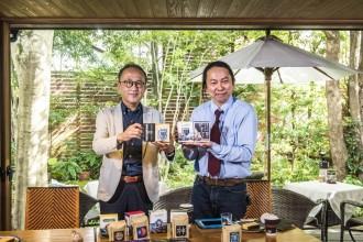 茨城発サザコーヒーに「ガルパン」コラボ新商品 コラボ商品をまとめたセットも
