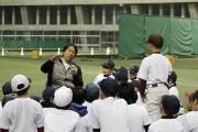 宮崎で松井秀喜さんの野球教室 熊本地震被災地の子どもたちも招待