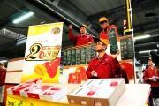 今年20周年、宮崎マンゴー「太陽のタマゴ」解禁 最高値は40万円
