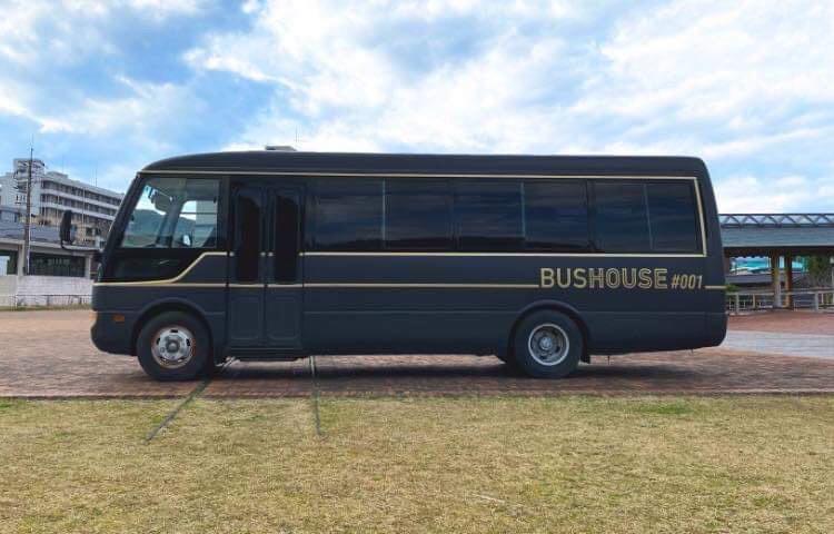 「BUSHOUSE #001」外装