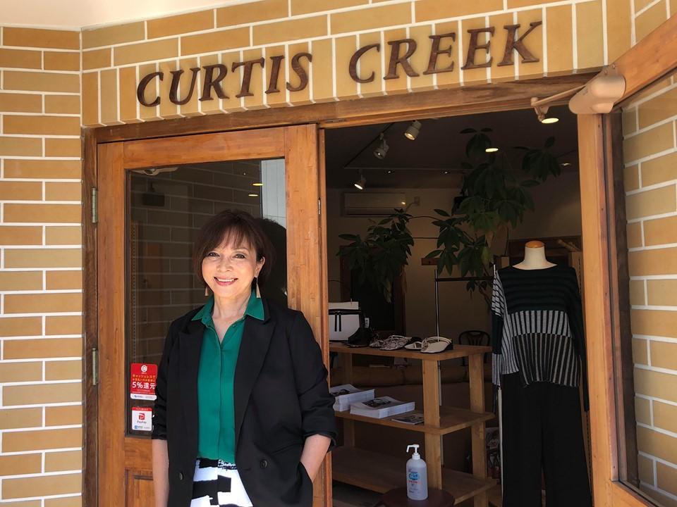 「一緒におしゃれを楽しめたら」と話す店主の山口日登美さん