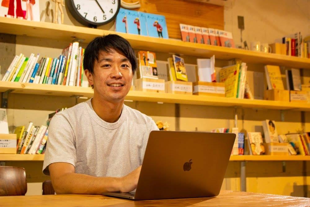 宮崎でプログラマーとして活動する大塚真言さん