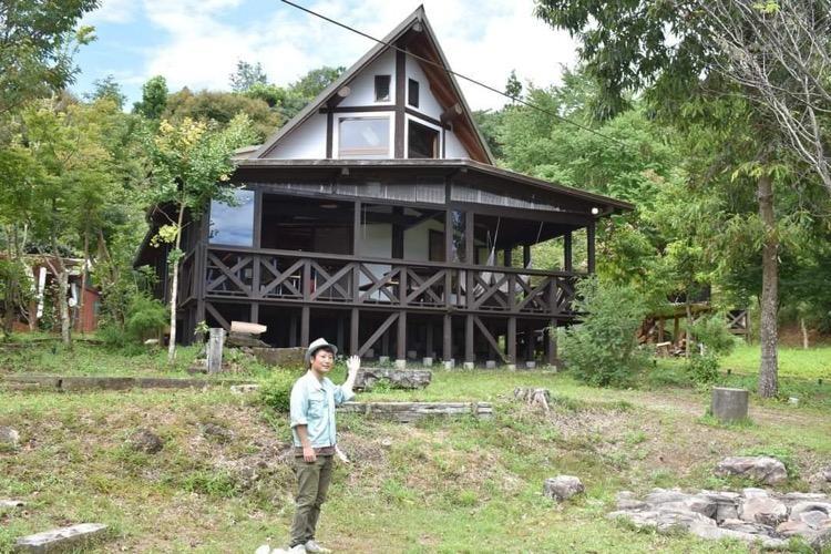「Rental Mountain YAMA」の外山泰祐さん