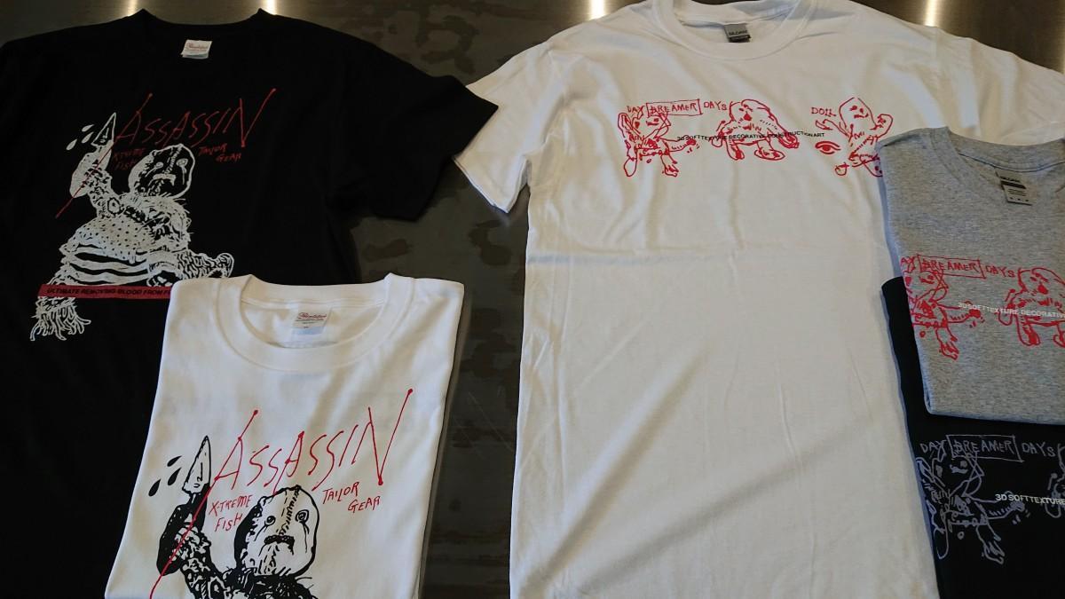 「津本式.com」オリジナルTシャツ