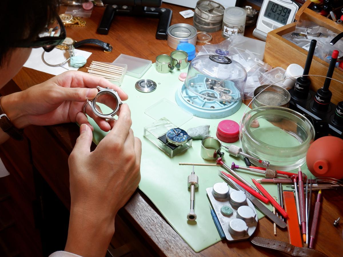時計修理工房「MAYRO Watch & Repair」が10月13日で3周年を迎えた