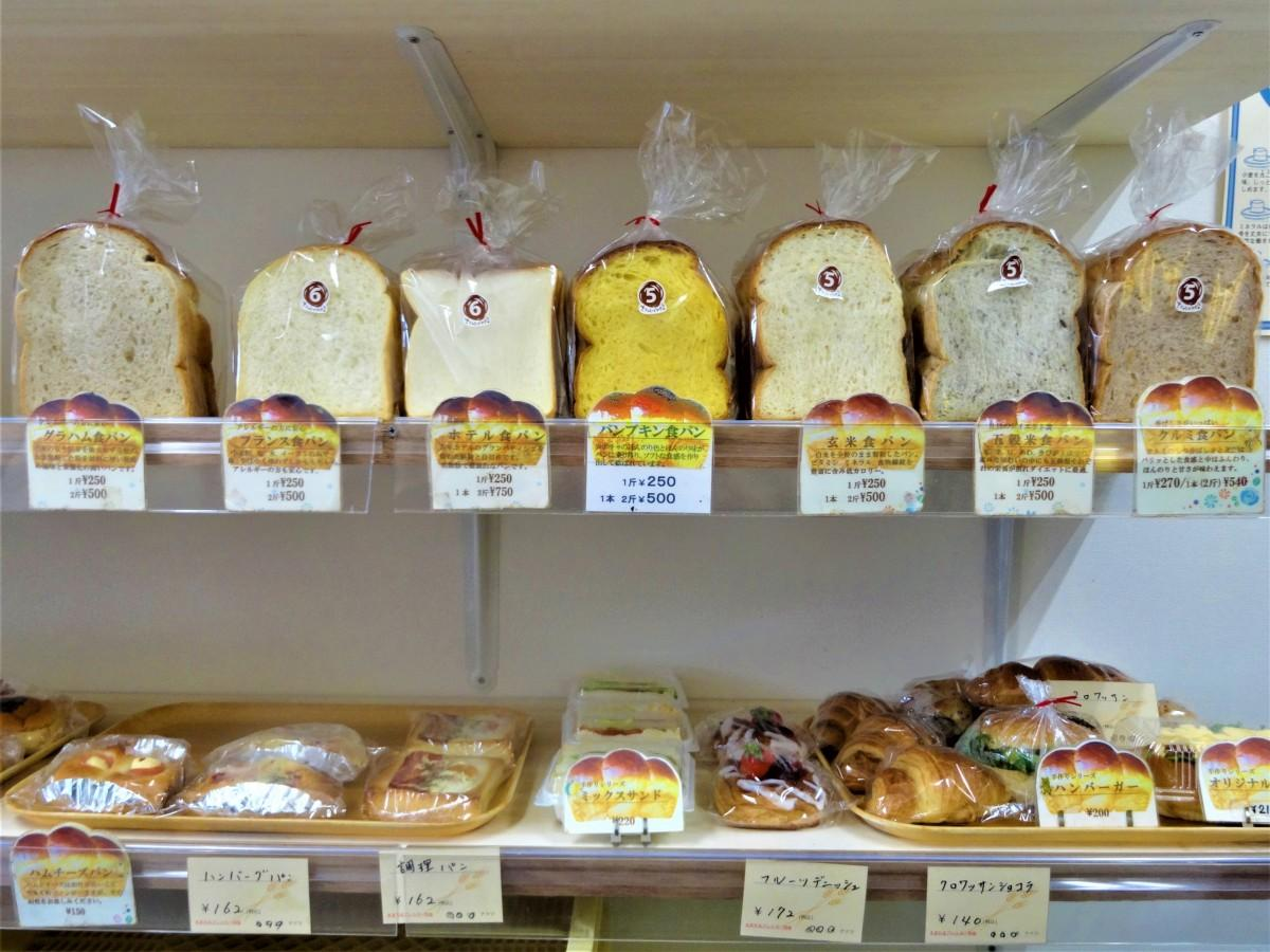 食パン7種