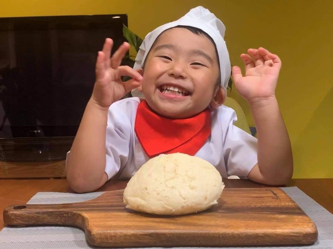 ユーチューブでは松本さん親子が作り方の説明動画を公開している(画像提供:合同会社カラープラス)