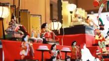 宮崎・串間「旧吉松家住宅」で今年もひな祭り 11基のひな壇が会場彩る