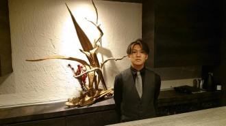 宮崎・ニシタチに完全個室のシャンパンバー「よ白離れ」 本店で鍵を受け取り入室