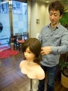 盛岡の美容師が医療用ウイッグ製作-県内で1人、がん患者らのオーダー受け