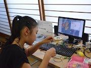 子ども向けプログラミング体験講座「PEG」-岩手初開催へ