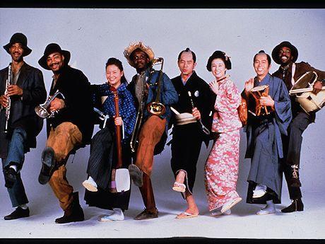 「ジャズ大名」(C)KADOKAWA 1986