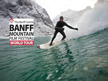 北欧でサーフィンを楽しむ「North of the Sun」などアウトドアフィルム7作を上映