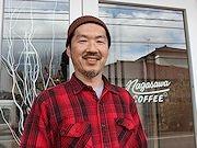 盛岡で映画「A FILM ABOUT COFFEE」公開記念トークショー