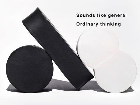 「Sounds like general - Ordinary thinking」メインビジュアル