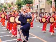 「盛岡さんさ踊り2016」開幕 夏の夜彩る4日間