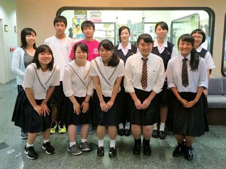 「優勝を目指します」とさんさ甲子園へ出場する高校生たち