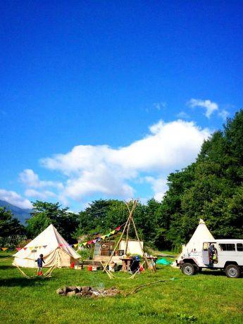 岩手・八幡平で「農場キャンプ」 気楽に参加できるキャンプイベント