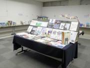 盛岡・都南図書館で東日本大震災資料展 本を通じて記憶の風化防いで