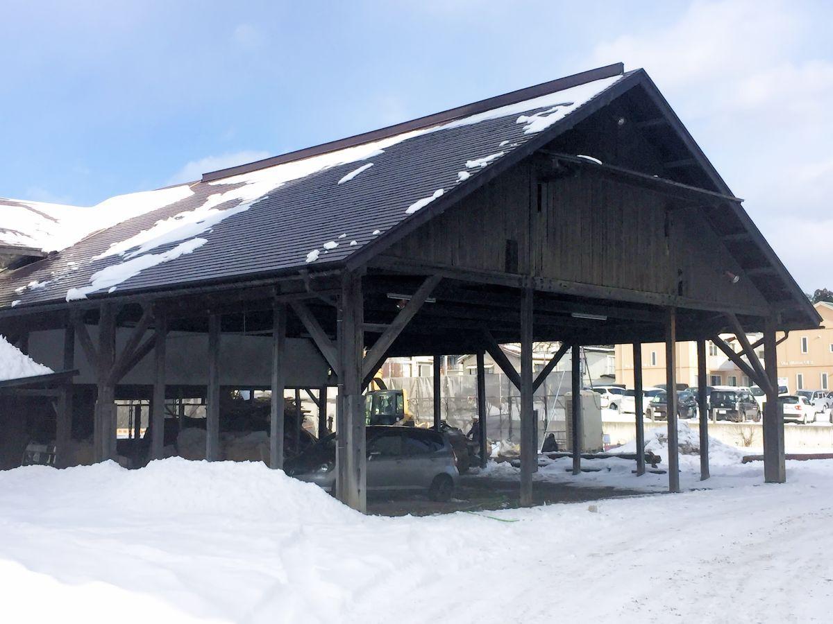 PV1位は盛岡市内の閉店・取り壊しを伝える話題。「旧盛岡馬検場」も現在はさら地に