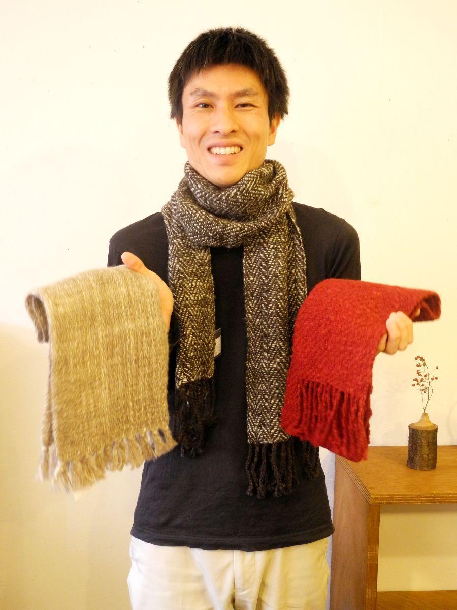 「ぜひお気に入りの岩手の羊アイテムを見つけて」と中村さん