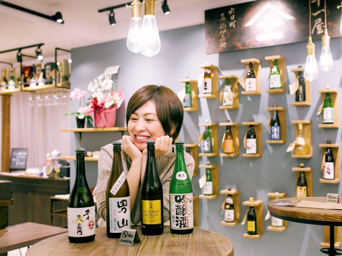 「一緒に楽しくお気に入りの一杯を見つけましょう」と浅野さん