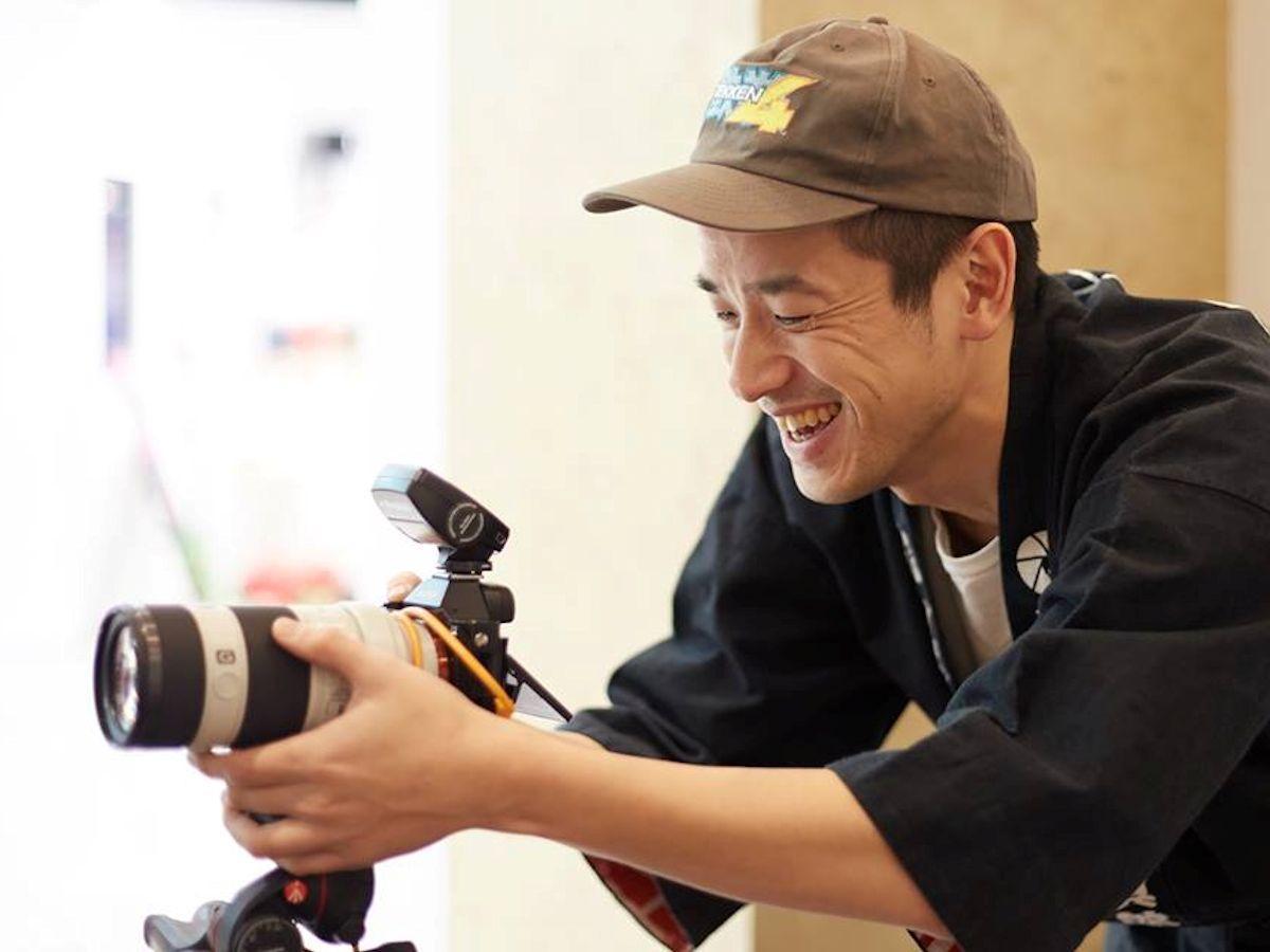 写真家の鈴木心さん