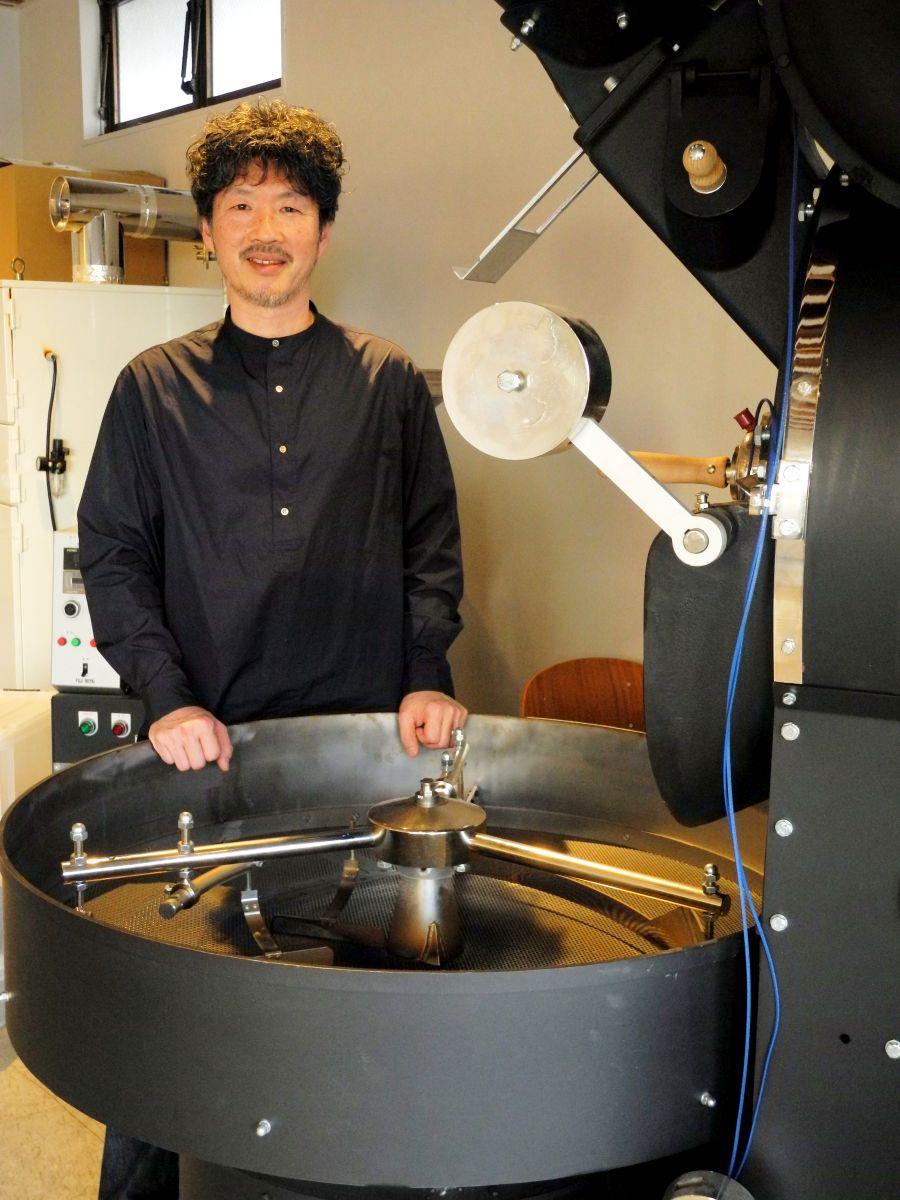 「コーヒーの仕事を通じて世界を変えている20人」に選ばれた長澤さん