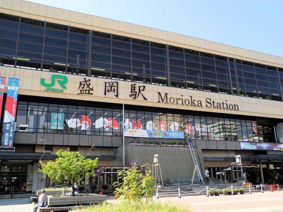 盛岡駅の新幹線発車メロディーに...