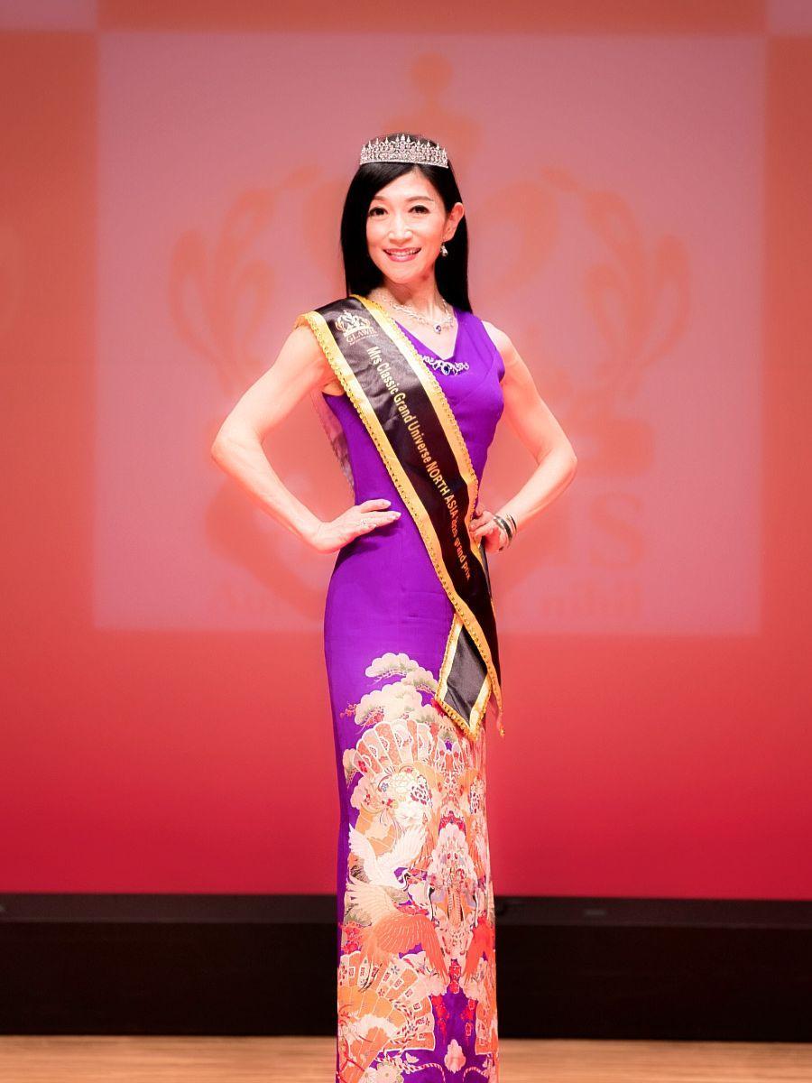 6月に行われた日本代表最終選考大会での千葉さん