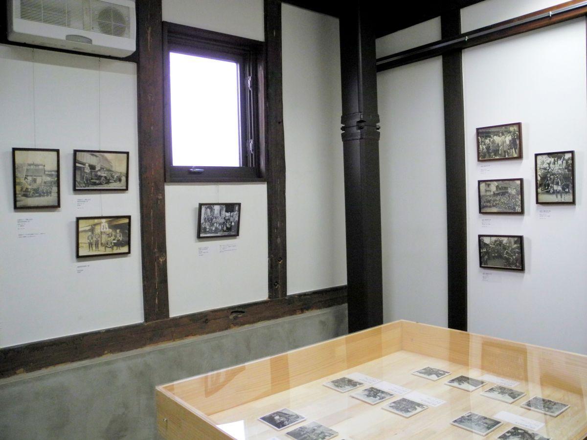 今年1月から3月にかけて行われた「おもいで写真展」の様子