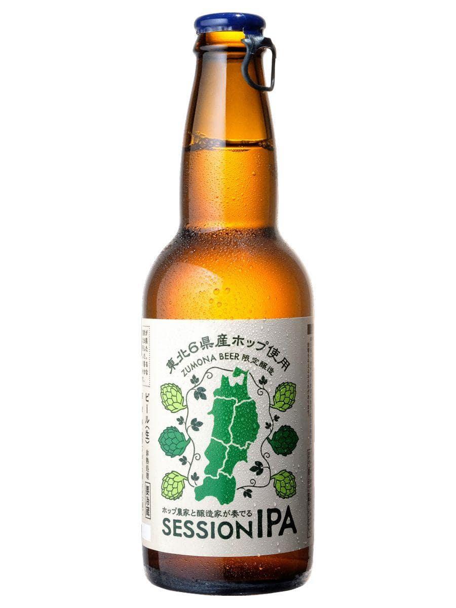 4月1日に発売になった「ホップ農家と醸造家が奏でるSESSION IPA」