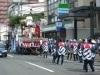盛岡の街に響く「山車音頭」-八幡宮例大祭を迎え秋本番