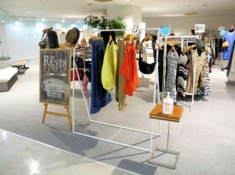 カワトクに期間限定の古着店が限定出店 百貨店と古着店、双方の課題を解決